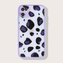 1pc Spot Pattern iPhone Case