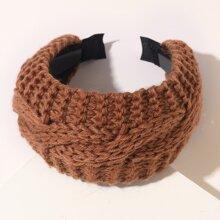 Knit Hair Hoop