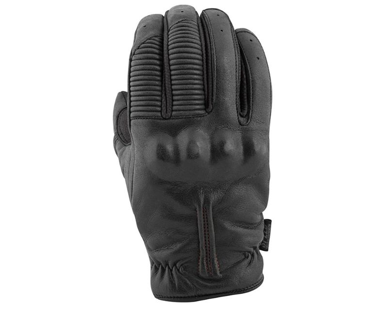 Speed and Strength 879972 Quick And Dead Leather Gloves Black 2XL