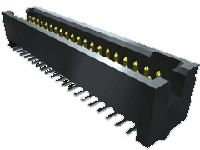 Samtec , TFM, 14 Way, 2 Row, Straight PCB Header (35)