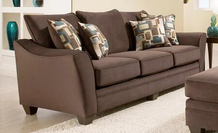 183853-4041-FE Cupertino Sofa - Flannel