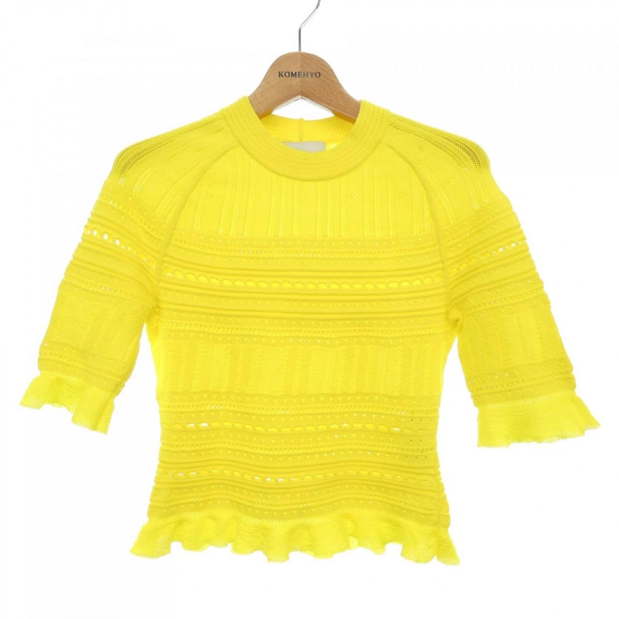 3.1 Phillip Lim \N Yellow  top for Women XS International