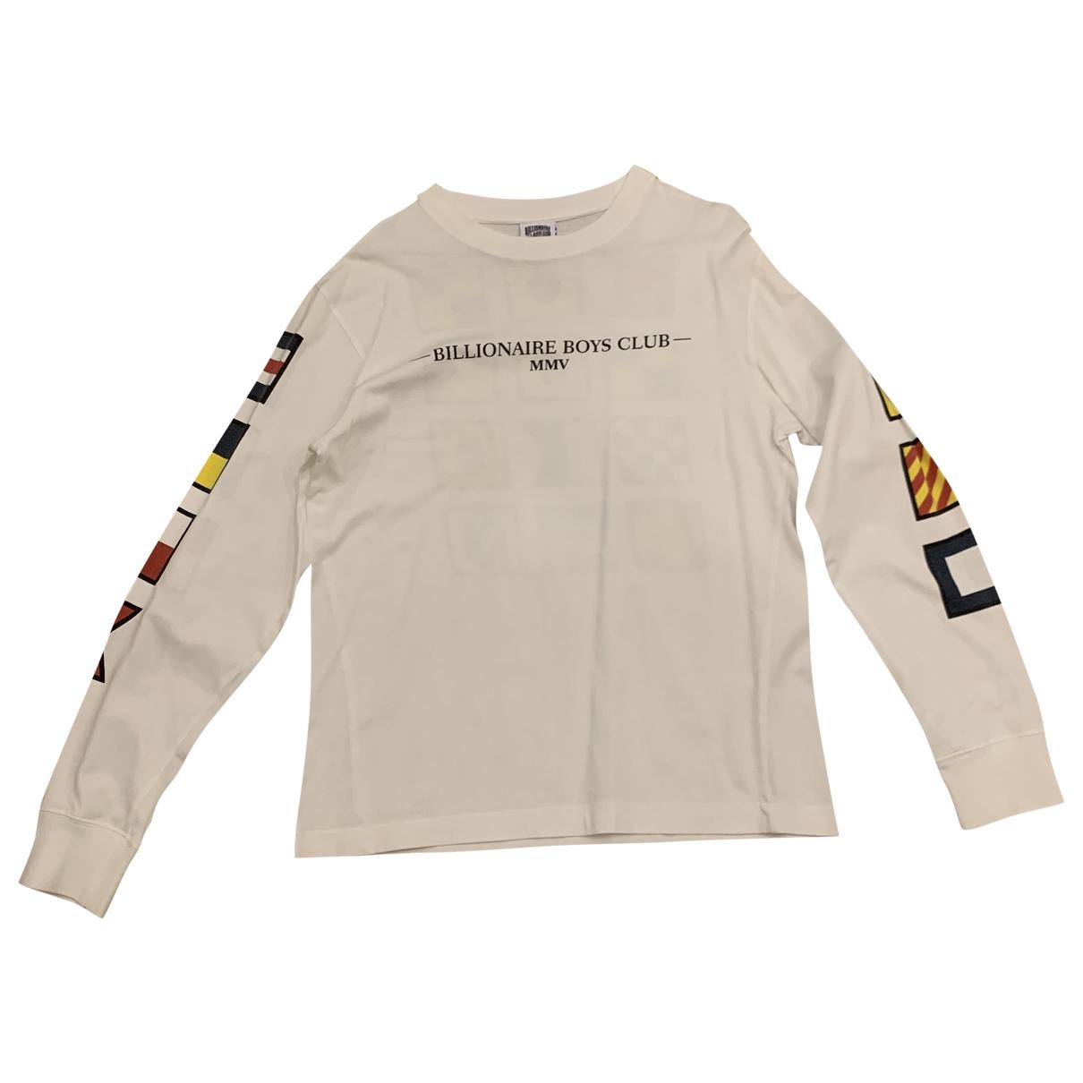 Billionaire Boys Club - Tee shirts   pour homme en coton - blanc