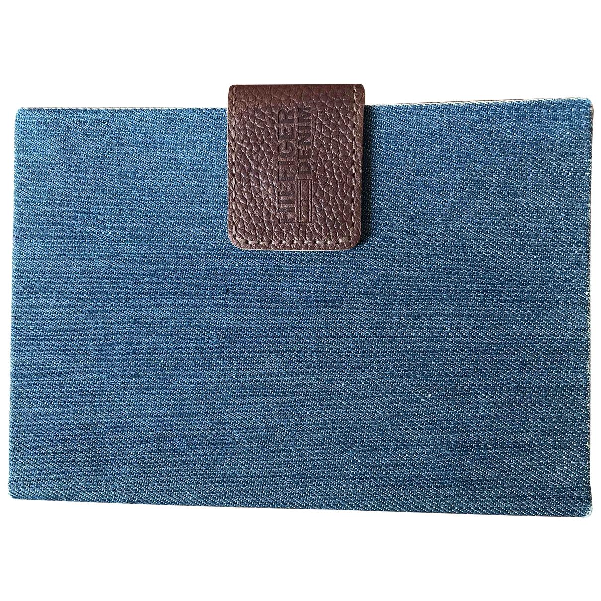 Tommy Hilfiger - Objets & Deco   pour lifestyle en denim - bleu