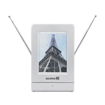 Antenne HDTV amplifiée d'intérieur avec technologie intelligente