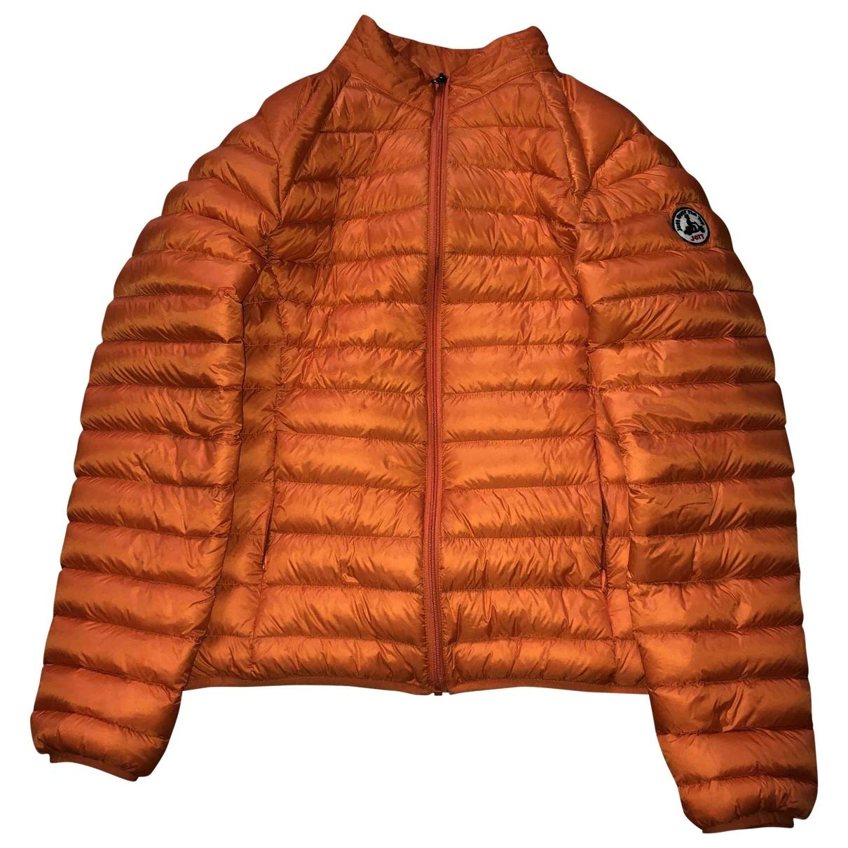 Jott - Manteau   pour femme - orange