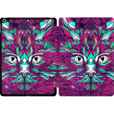 Apple iPad 9.7 (2017) Tablet Smart Case - Space Cat von Danny Ivan