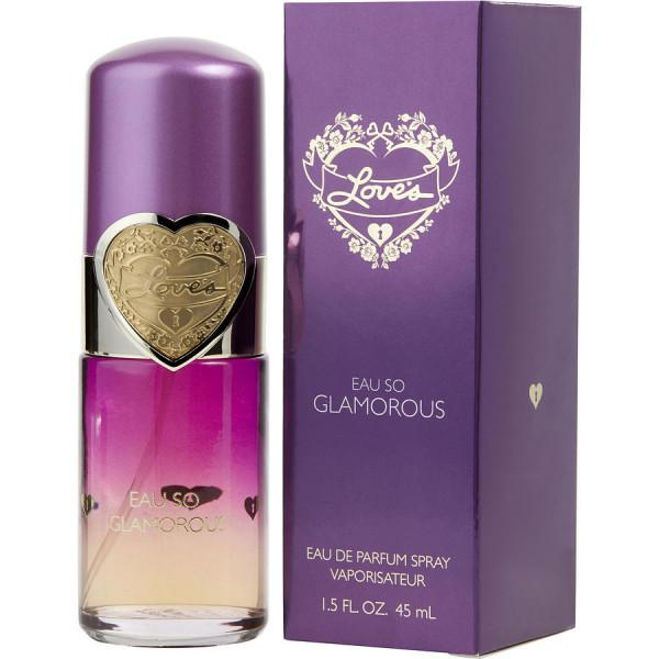 Dana - Love's Eau So Glamorous : Eau de Parfum Spray 45 ML