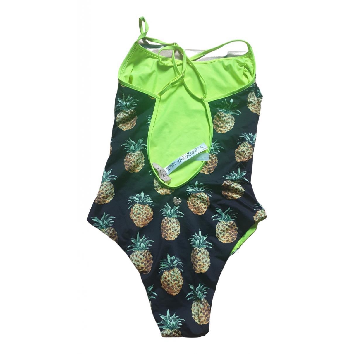 Twin Set \N Black Lycra Swimwear for Women 40 IT