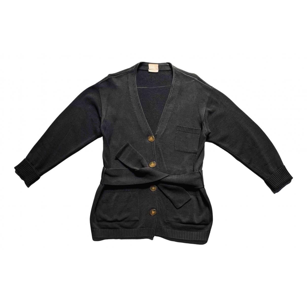 Vivienne Westwood - Pull   pour femme en coton - noir