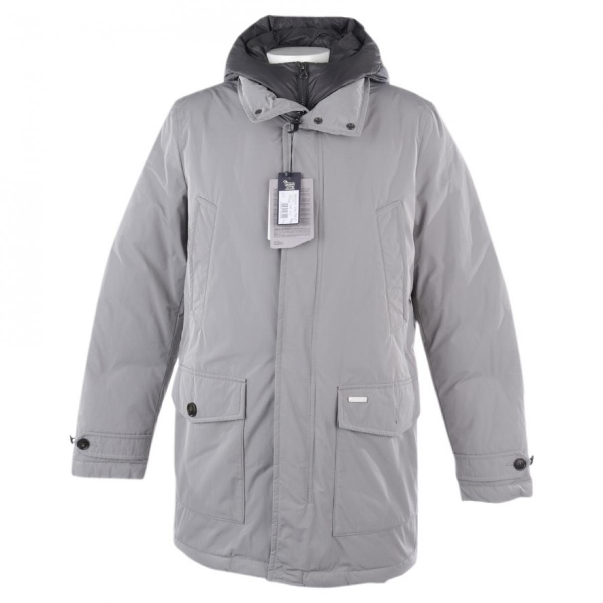 Woolrich \N Grey coat for Women 40 FR