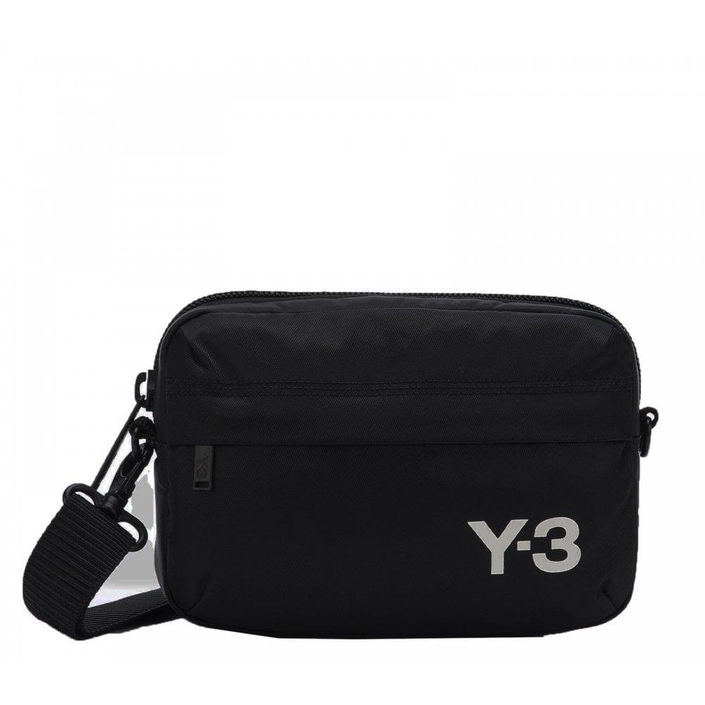 Y-3 Sling Bag Colour: BLACK, Size: ONE SIZE