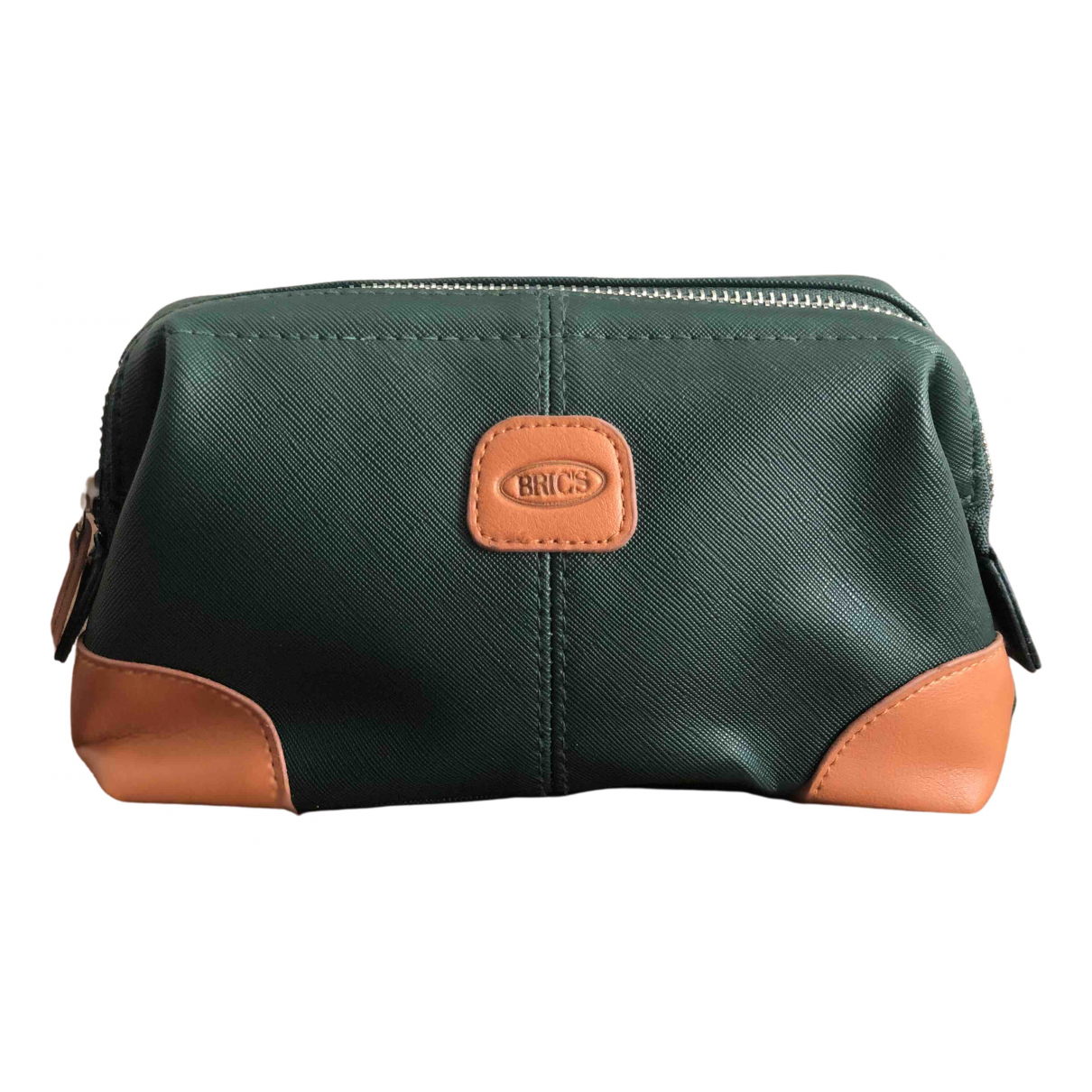 Brics N Green Leather Small bag, wallet & cases for Men N