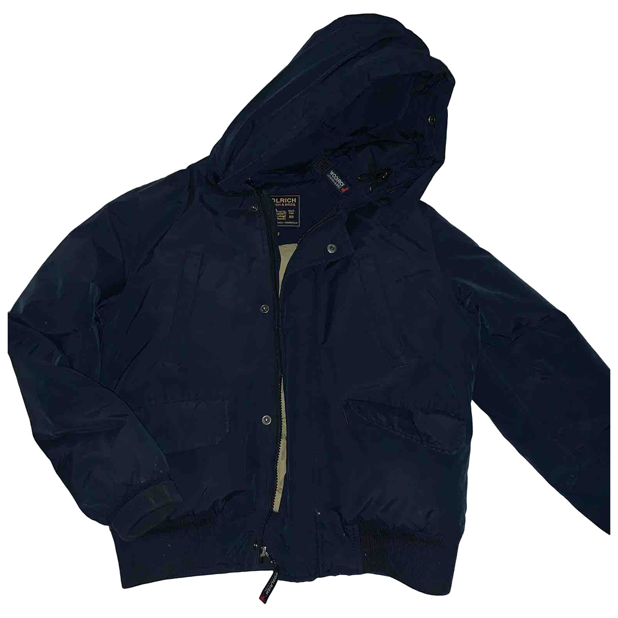 Woolrich \N Blue jacket & coat for Kids 12 years - XS UK