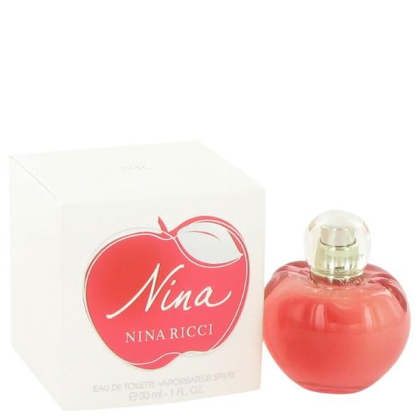 Nina - Nina Ricci Eau de toilette en espray 30 ML