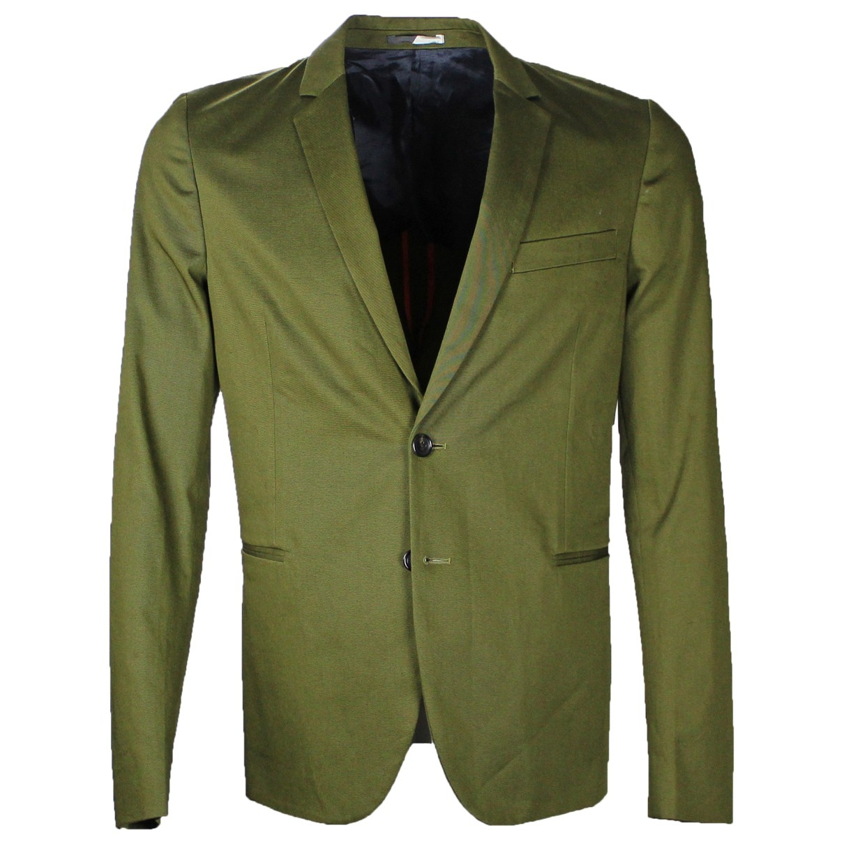 Paul Smith \N Green Cotton jacket  for Men 50 IT