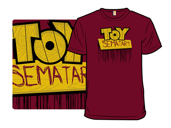 Toy Sematary T Shirt