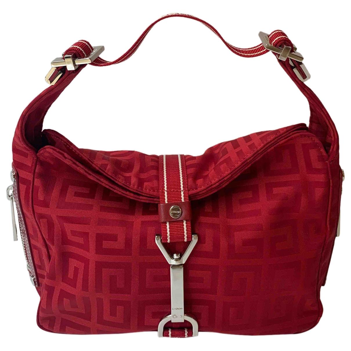 Givenchy \N Red Cloth handbag for Women \N