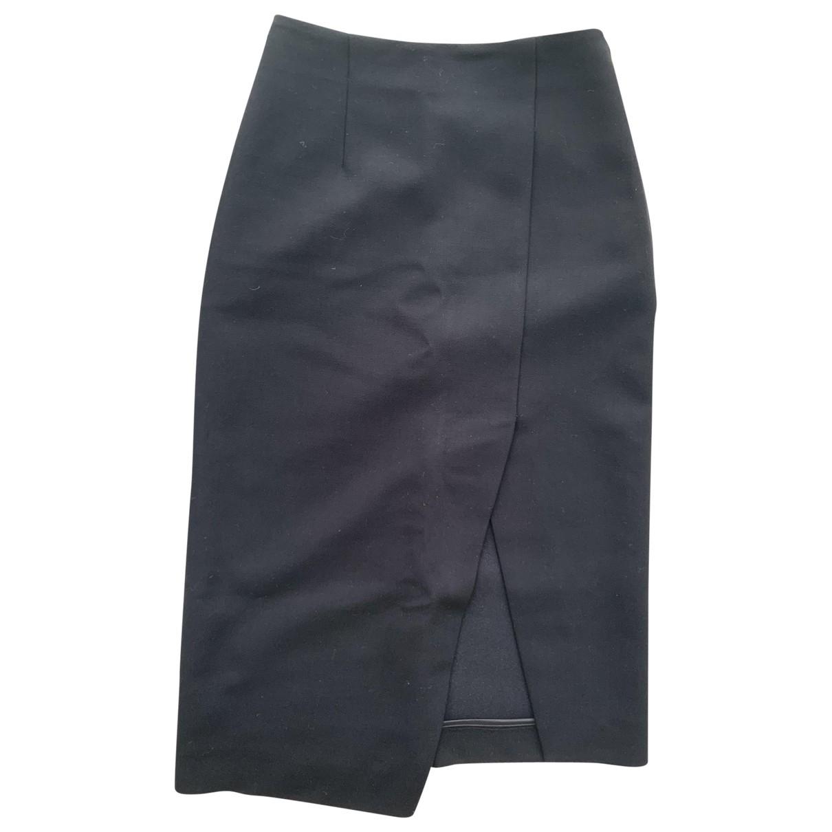 Maje Spring Summer 2019 Black skirt for Women 34 FR