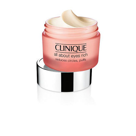 CLINIQUE All About Eyes Rich Eye Cream, One Size , No Color Family