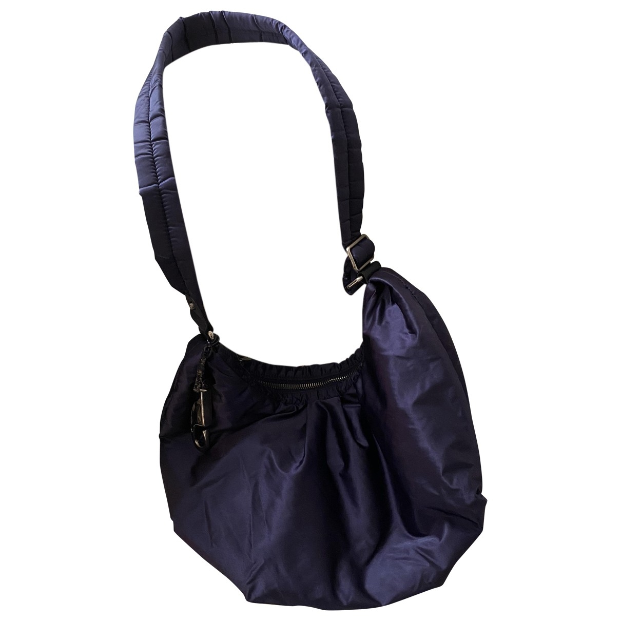 Fay \N Handtasche in  Lila Polyester