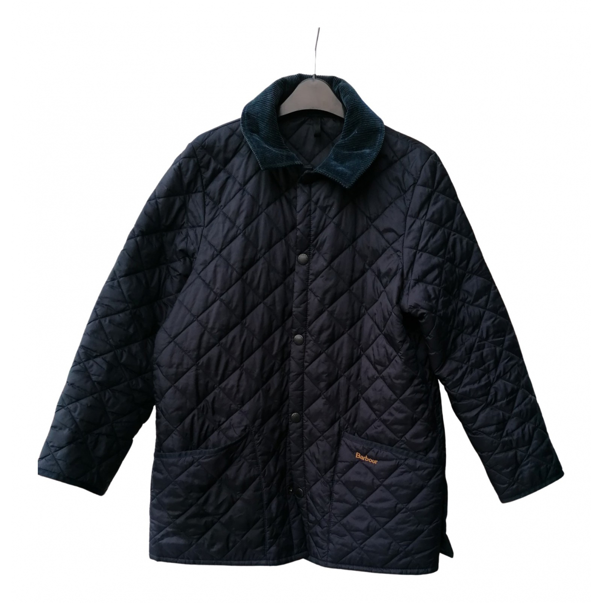 Barbour N Blue jacket & coat for Kids 20 years - XL UK