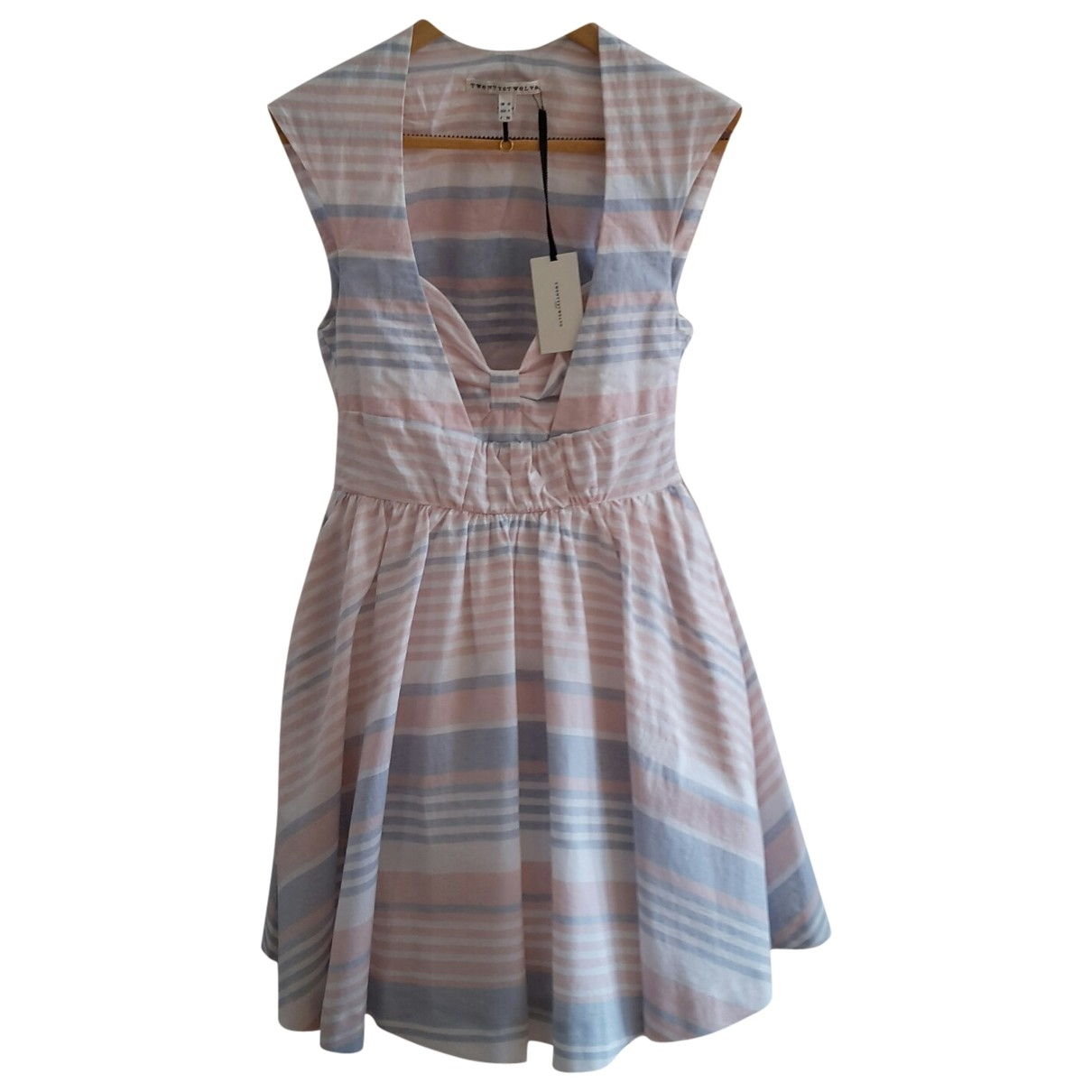 Twenty8twelve By S.miller \N White Cotton dress for Women 36 FR