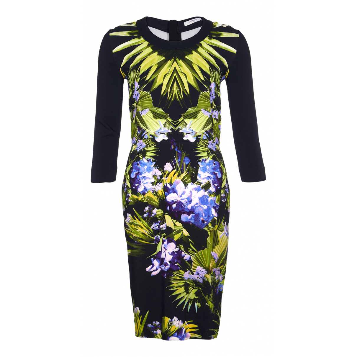 Givenchy \N Kleid in  Bunt Polyester