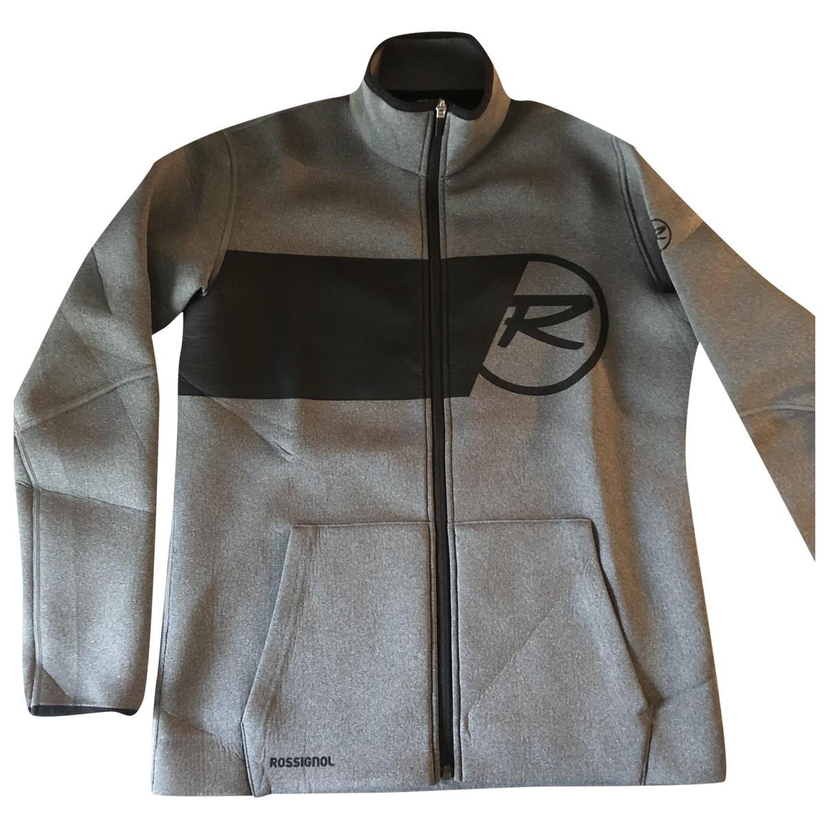 Rossignol \N Pullover.Westen.Sweatshirts  in  Grau Polyester