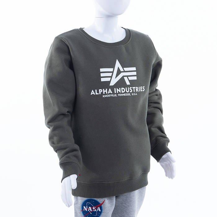 Alpha Industries Basic Sweater Kids 198703 142