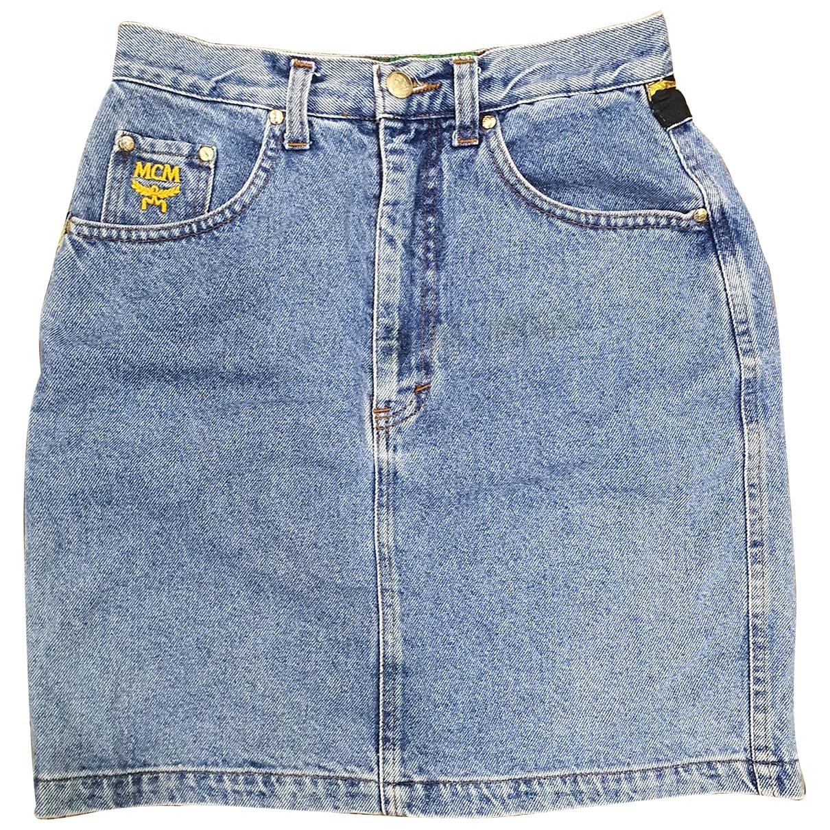 Mini falda Mcm