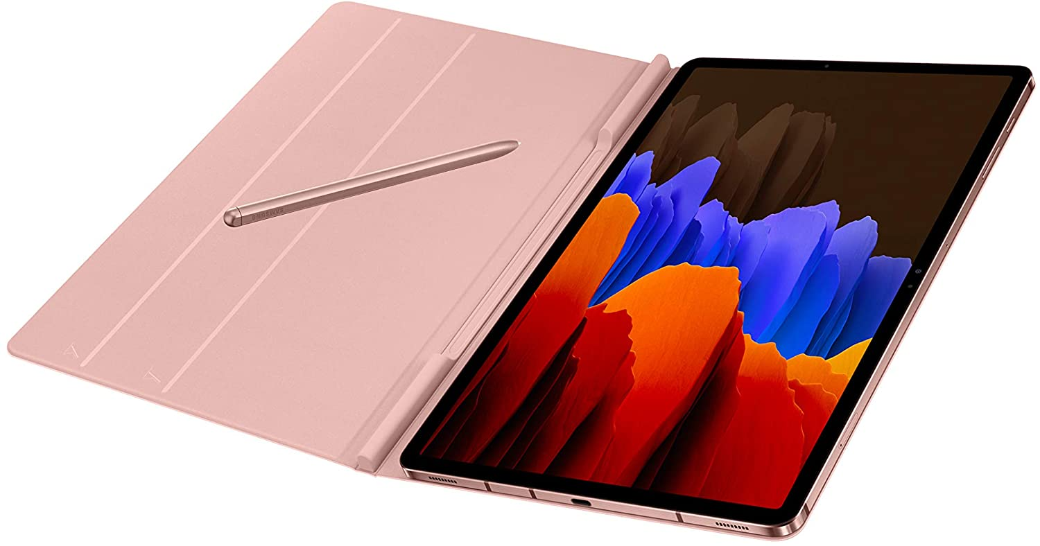 Samsung Bookcover for Galaxy Tab S7 - Mystic Bronze