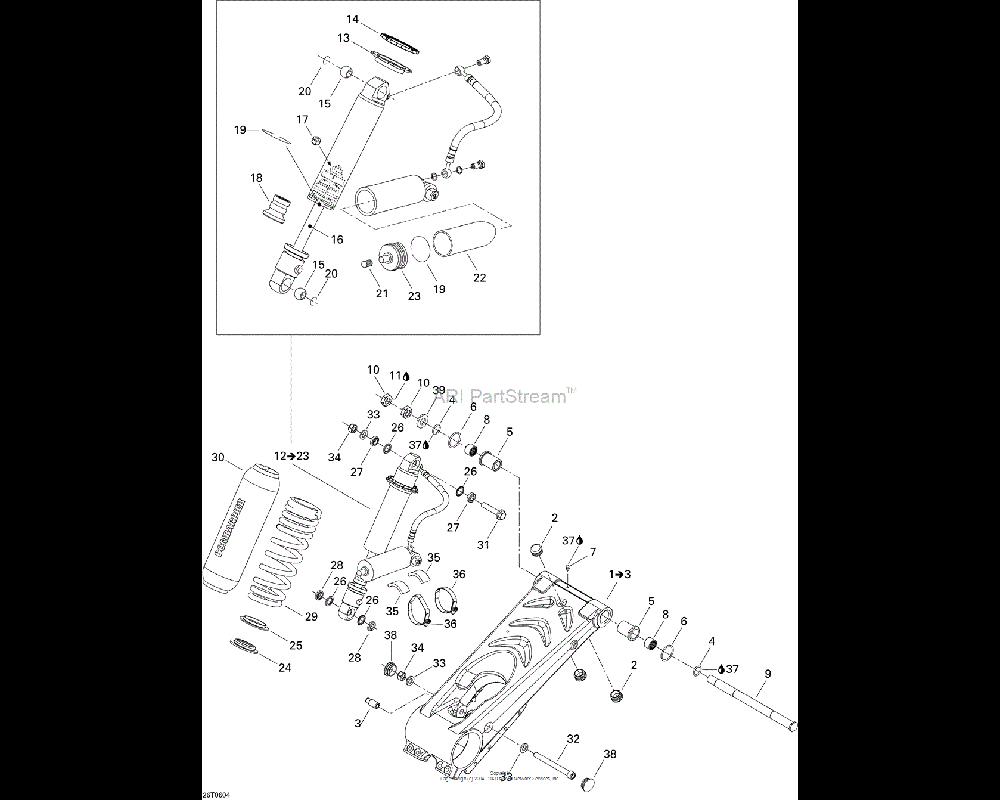 Can-AM OEM Plug 1-1/4
