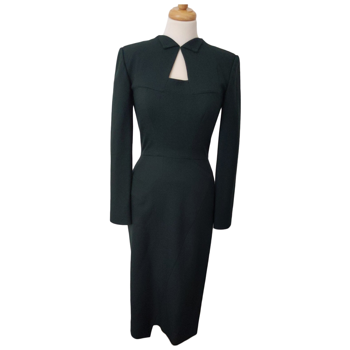 Vestido midi de Lana Rm By Roland Mouret