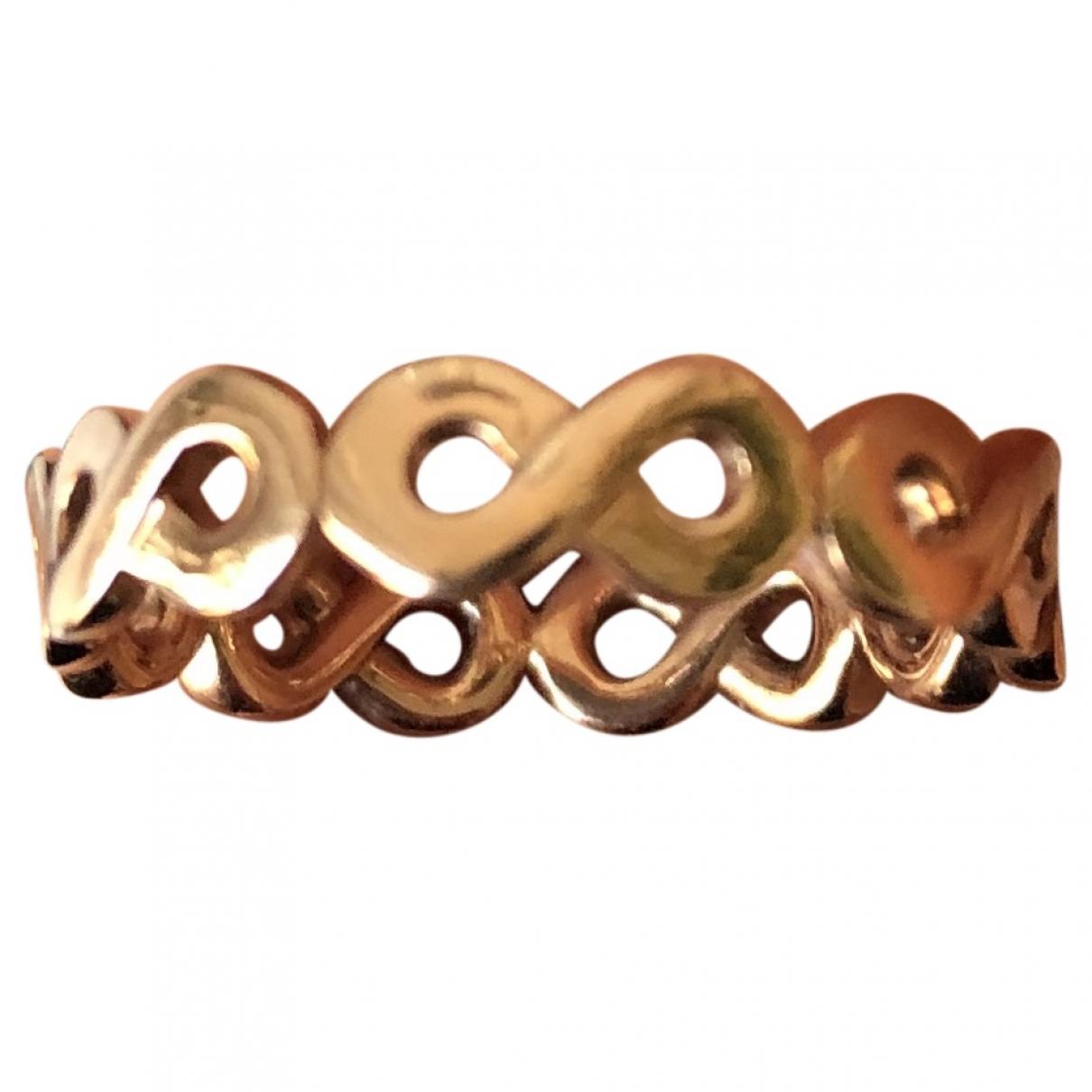 Thomas Sabo \N Ring in  Gold Silber