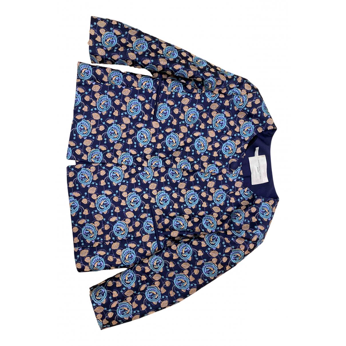 Aquilano Rimondi - Veste   pour femme en soie - multicolore