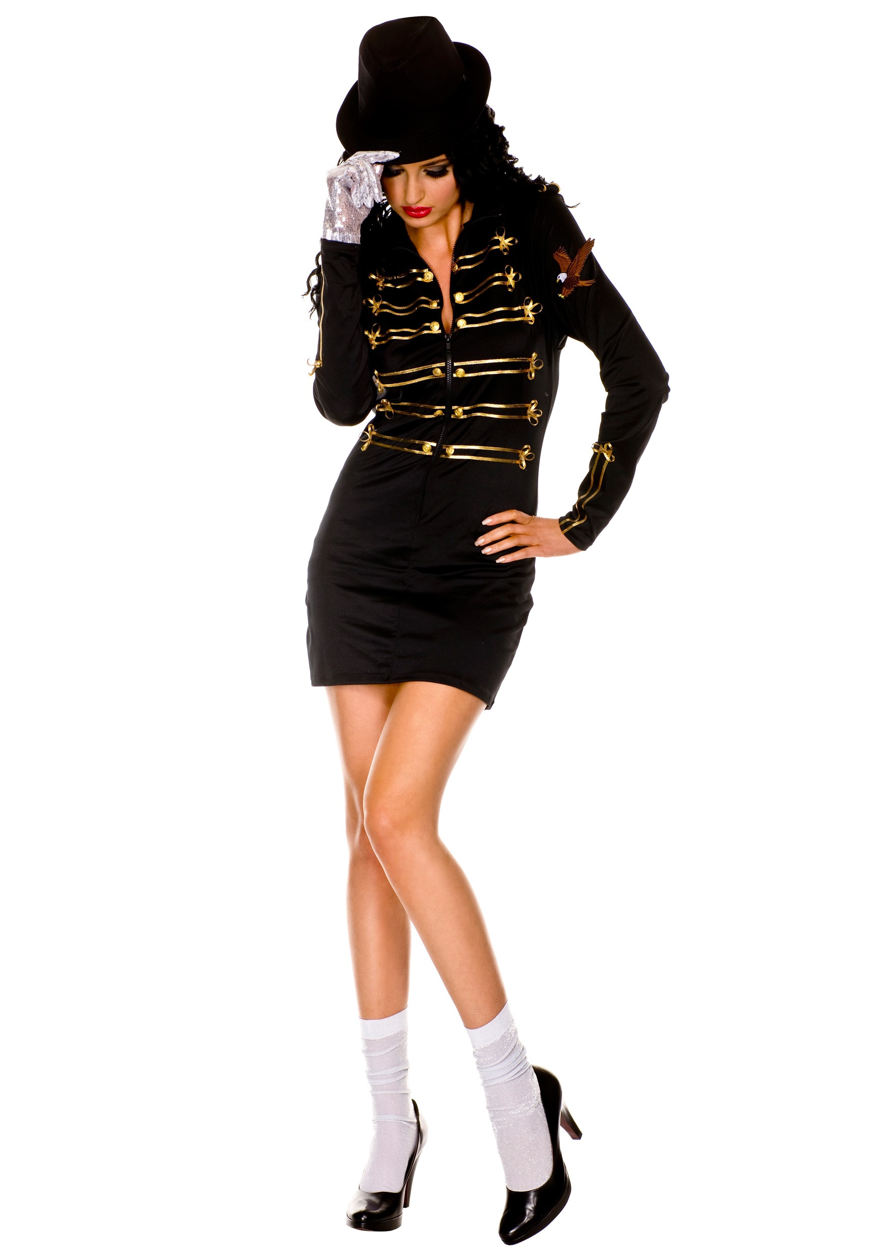One Glove Pop Star Costume
