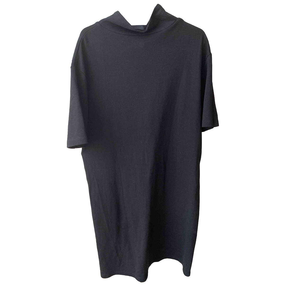 Zara \N Black Cotton dress for Women L International
