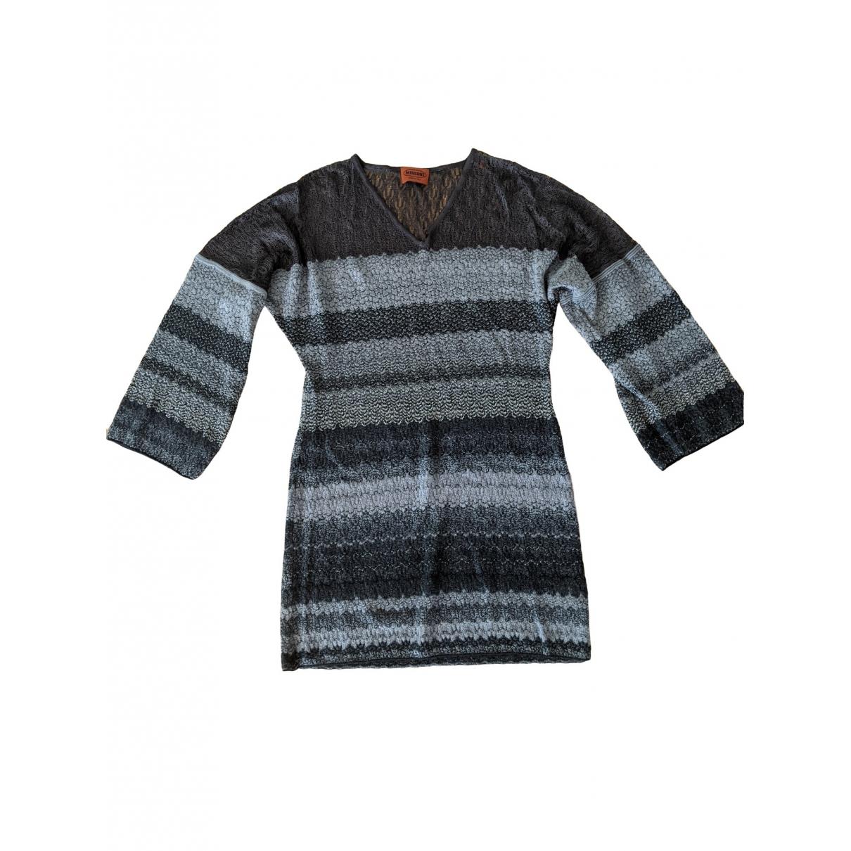 Missoni \N Grey Cashmere dress for Women 40 IT