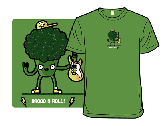 Broc N' Roll T Shirt