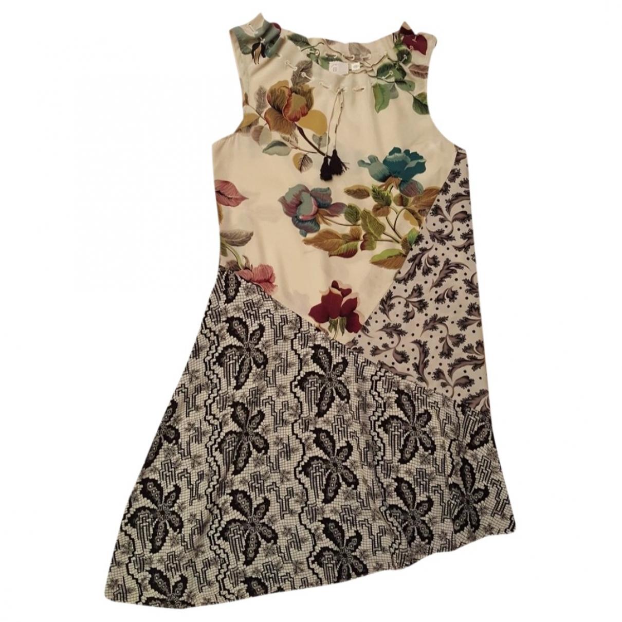 Anthropologie \N Silk dress for Women 38 FR