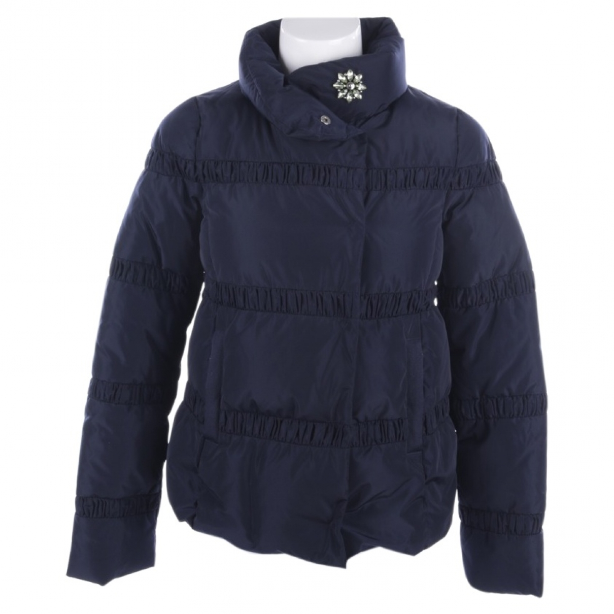 Patrizia Pepe \N Blue jacket for Women 34 FR
