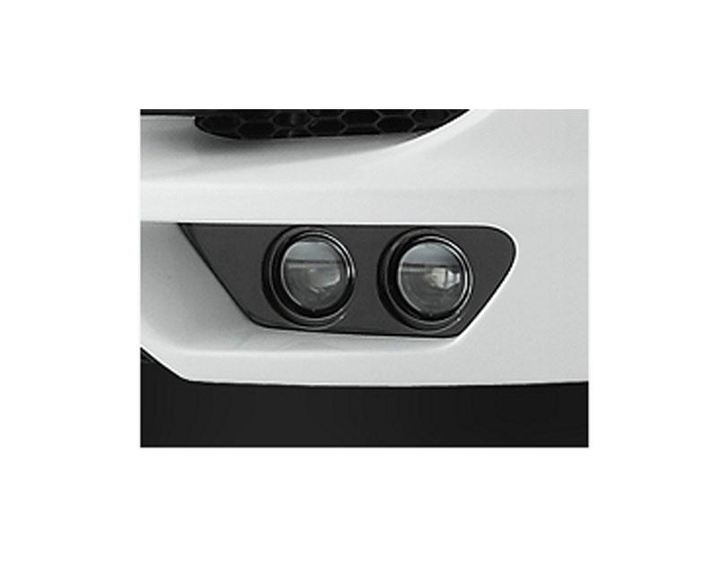 LUMMA Black LED High-Beam Headlamps for Porsche Cayenne 11-17