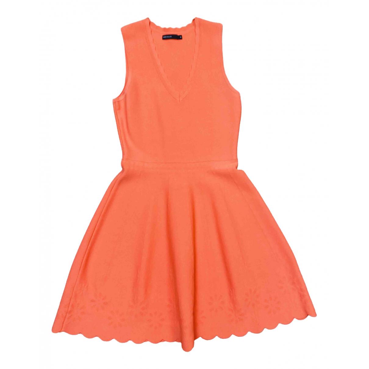 Karen Millen - Robe   pour femme - orange