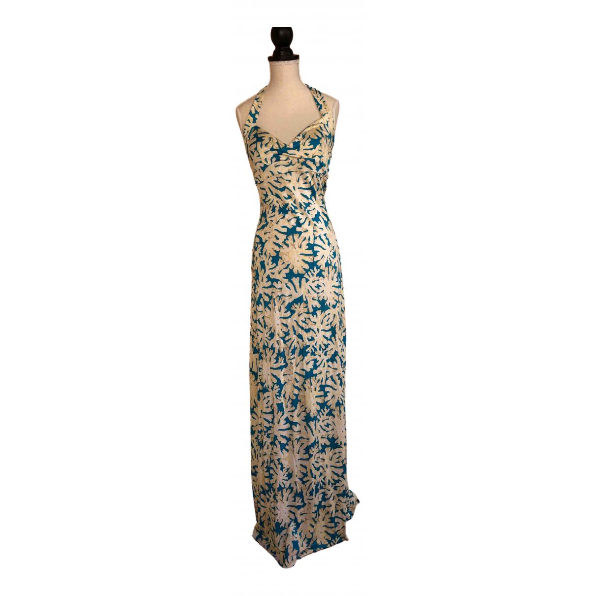 Diane Von Furstenberg N Beige Silk dress for Women 2 US