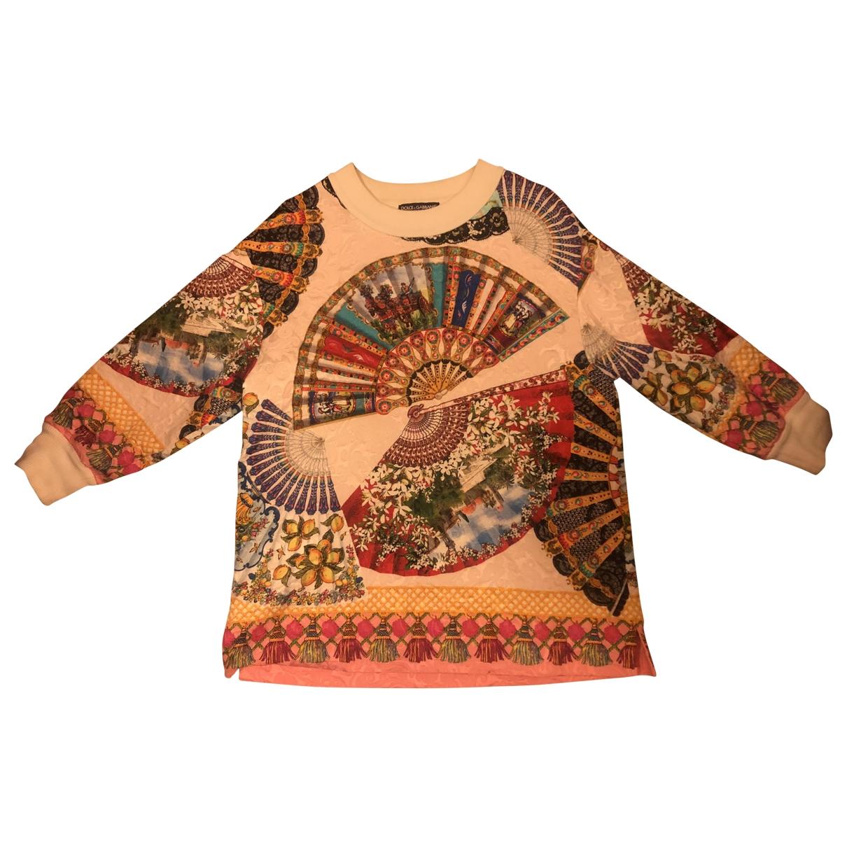 Jersey de Seda Dolce & Gabbana