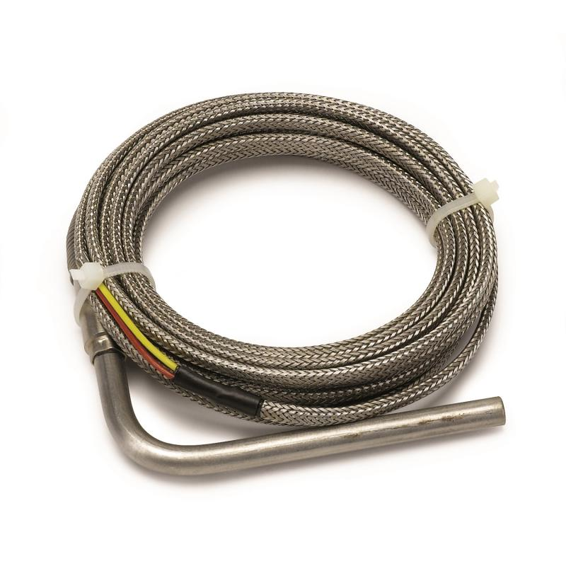 AutoMeter THERMOCOUPLE; TYPE K; 1/4in. DIA; OPEN TIP; 10FT.; REPLACEMENT