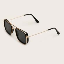 Maenner Polarisierte Pilotenbrille