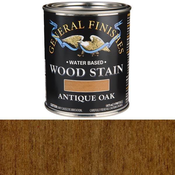 Antique Oak Stain Water Based Pint