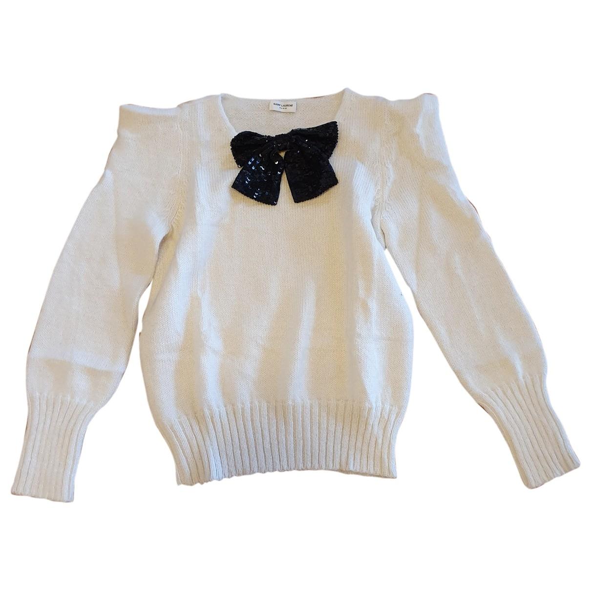 Saint Laurent \N Wool Knitwear for Women 34 FR